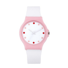 2021 New style kids jelly colorful watch cheap watch for kids