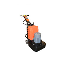 Polidor de moedor de piso de concreto epóxi