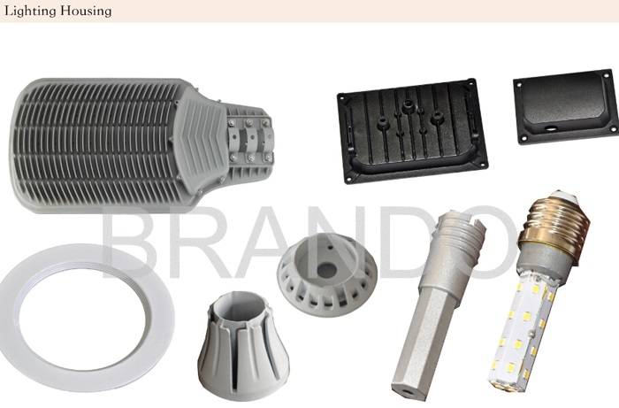 aluminum die casting led lights