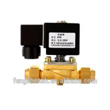"Brass 1/2"" flare SEA, Solder ODF solenoid valve 24VAC/DC SG series"
