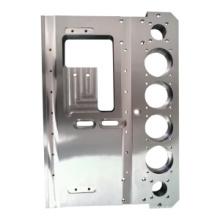 Alta precisão CNC fresadora peças fabricantes