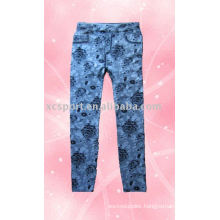Rose Seamless all over printing pants