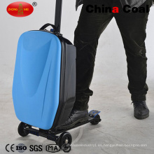 Vespa azul marino de la maleta del viaje del negocio de Cw-Ss-D
