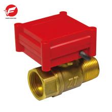 Água motorizada água automática desligado fluxo de pó válvula de controle proporcional pneumática