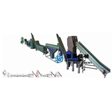 CE/SGS/ISO9001 Pet Bottle Flake Recycling Line