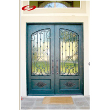 Doors With Wrought Iron