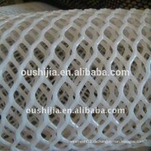 Weißes Plastikgewebe (Die Fabrik)