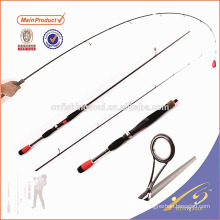 SPR047 graphite fishing rod blank fishing rod weihai oem spinning pole