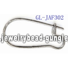 Kidney ear wire wholesale jewelry findings