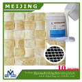 glue tiles to wood for pasting mosaic back polyester mesh