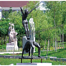 Outdoor sculpture - Famous figure sculpture