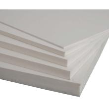 Hartplastikschaumplatte und PVC-Plattenhersteller der hohen Dichte