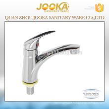 chrome plated custom logo basin faucet manufacturer