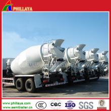 Zement-LKW-Mischer-Tanker-Anhänger / Maschine / Mischbehälter