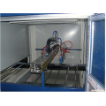 automatic spray painting line for wood products