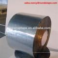 Protección de la cinta de sellado butílica del papel de aluminio para la tubería de acero del gas