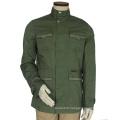 Ployester Men Waterproof Softshell Jacket, Cheap Softshell Jacket Without Hood