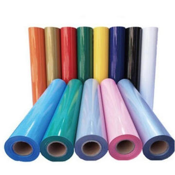 PU Heat Transfer Vinyl Sheet for textile