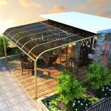 aluminum patio roofing