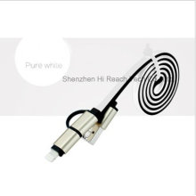 Câble antibrouillard USB 2.0 USB 3.0 USB 2.0 en câble USB 2.0 pour iPhone et Android