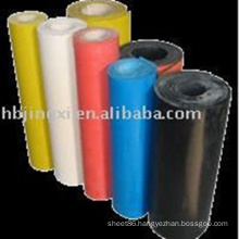 Colorful Flame Retardant Neoprene / CR Rubber Sheet Roll