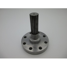 S45C Steel Custom Metal Parts