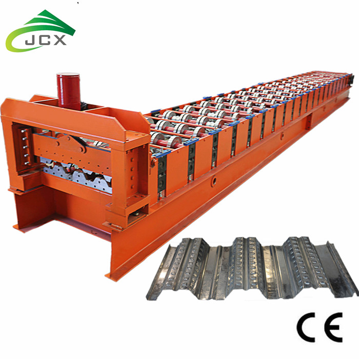 decking sheet porduction line