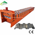 Floor Decking Sheet Mesin Roll Forming