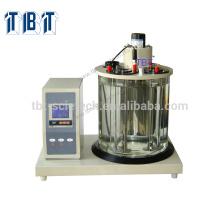 probador de la densidad del aceite TBT-1884A Probador de la densidad de los productos del petróleo de la refrigeración