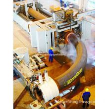 High pressure pipe bending