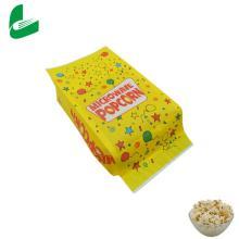 bolsa de papel de microondas para palomitas de maíz