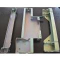 Fábrica de piezas de maquinaria de acero al carbono