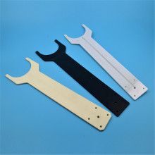 High Precision Semiconductor Machinable Al2o3 Ceramic Arm