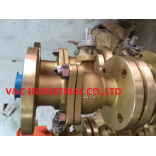 GB Nickel Aluminum Bronze Ball Valve