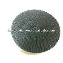 Almohadillas flexibles de pulido húmedo para la protección del piso