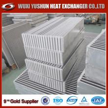 Refroidisseur d'huile en aluminium Core-Plate And Bar Type Core