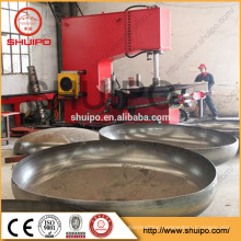 Hot Sale Sheet Metal Roll Forming Machine for Tank Production Line Heavy Dish Head Machine