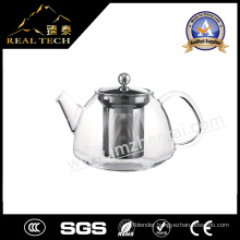 Hot Sale Clear Borosilicate Handmade Glass Teapot