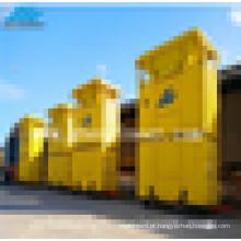 Pesagem de contêineres e ensacamento Máquinas para correias transportadoras