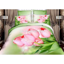 high quality 3D bed sheet sets