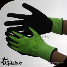 SRSAFETY 13 Высококачественные защитные перчатки калибра