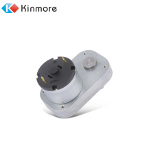 Micro High Quality High Torque DC Brake Motor With Gearbox