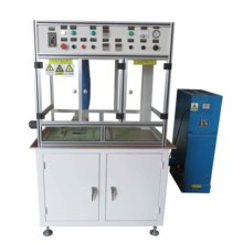 Lab Use Electro-Static Stator Slot Powder Coating Machine