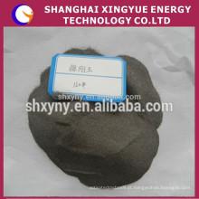 Alumínio fundido marrom combinado 800mesh competitivo usado para disco abrasivo