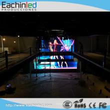 P3.91 SMD1921 Miet-LED-Anzeigen-Videowand-hohe Bildwiederholfrequenz im Freien