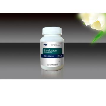 Enrofloxacin Veterinary Soluble Powder