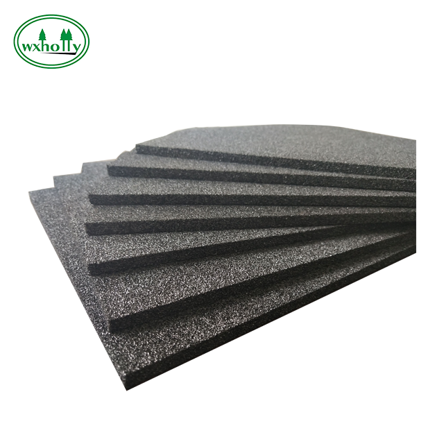 Fireproof Heat Insulation Rubber Foam Sheet