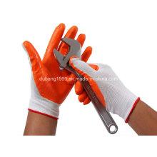 Luvas de nitrilo / Luvas de trabalho / Luvas de construção / Luvas de indústria-57