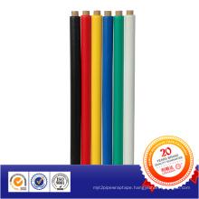 Many Thickness PVC Insulation Tape Jumbo Roll