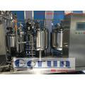 Precio de fábrica garantizado sistema de limpieza de lavado CIP